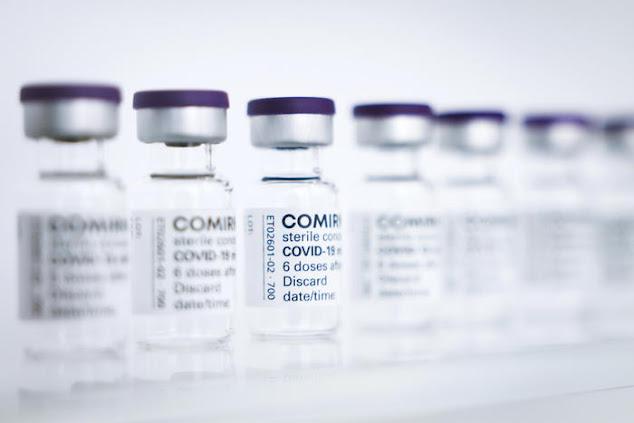 Stati Uniti, approvato vaccino Pfizer e BioNtech tra 12 e 15 anni