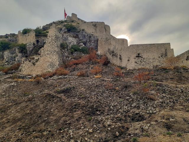 Amasya Harşena Kalesi