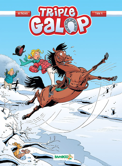 Triple Galop, tome 4