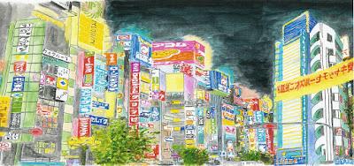 Neon Wonderland (Tokyo by nite)