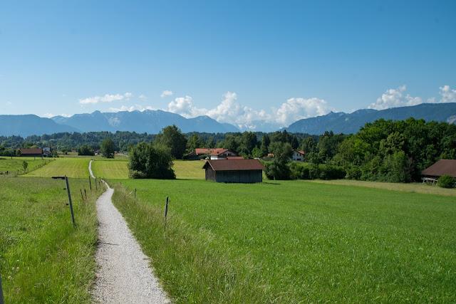 Staffelsee-Rundweg  Wanderung bei Murnau – Das Blaue Land 05