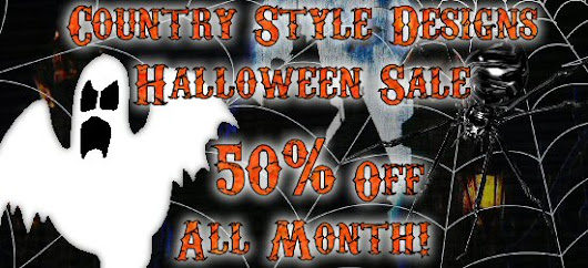 Sale going on by Country Style Designs