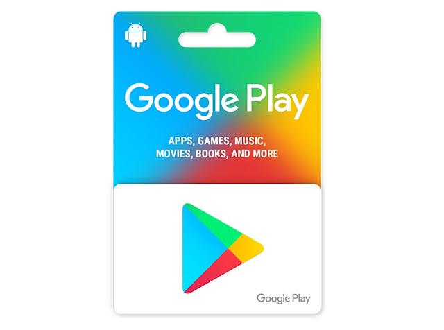 Cara Dapat Saldo Google Play Gratis Terbaru 2021