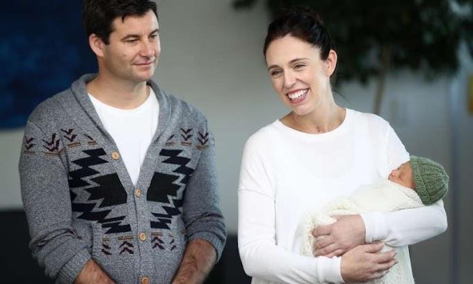 Neve Te Aroha: New Zealand PM Jacinda Ardern reveals name of baby daughter