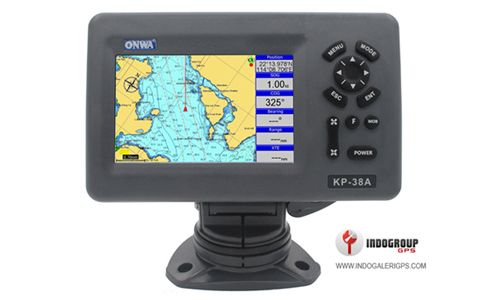 ais class build-in chartplotter ONWA KP 38A