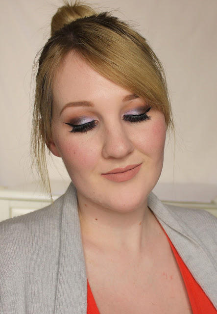 Kiss My Sass Eyeshadow - Aurora, Fascination Swatches & Review