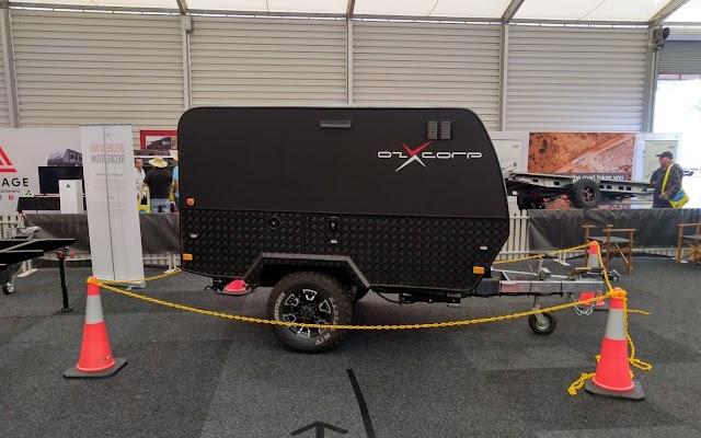 Hibrit Karavan (OzX Corp Konsept)