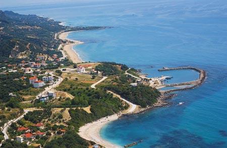 Πεντακάθαρα τα νερά στις παραλίες της Πρέβεζας και όλης της Ηπείρου!