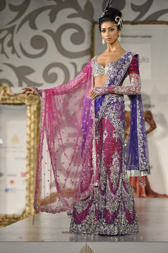 Emoo Fashion Neeta Lulla Bridal Collection 2012