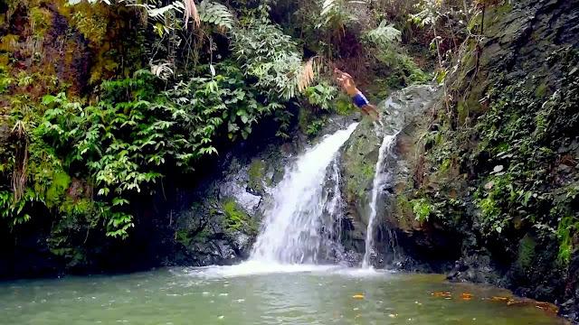 Air Terjun Koboko Kampar