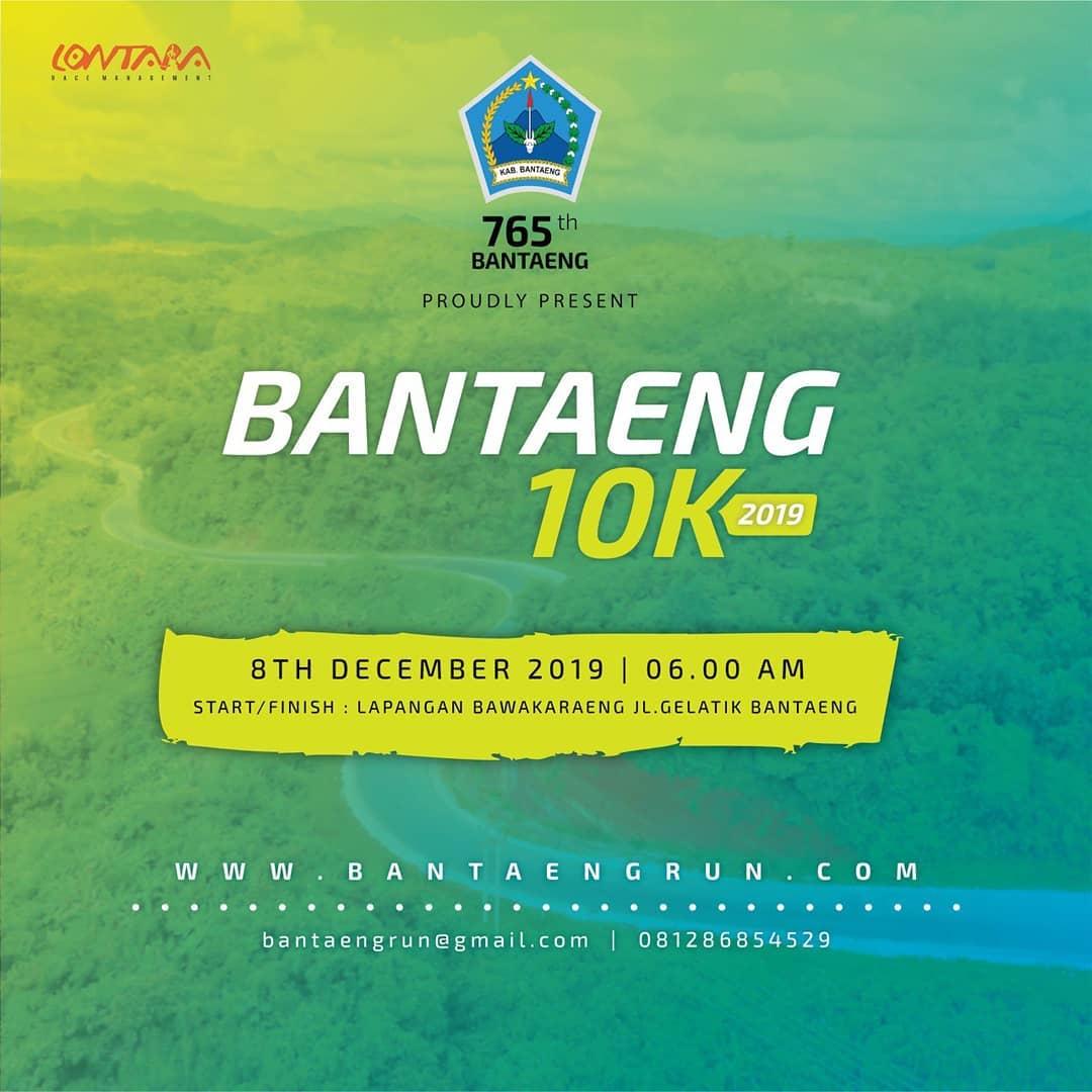 Bantaeng Run • 2019