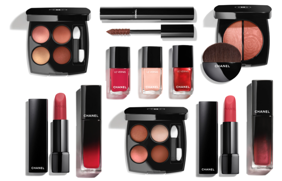 Chanel Spring-Summer 2021 Makeup Collection