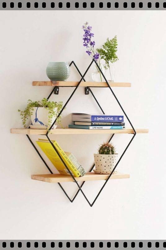 Kumpulan Desain minimalis interior rumah : desain rak ...