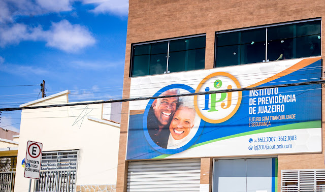 Fotografia da sede do IPJ, produzida pelo fotógrafo Romilson Almeida, do site Guia Ponto Novo