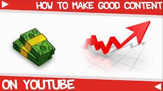 Cara Meningkatkan peringat Youtube
