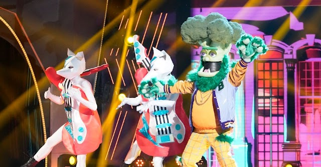 The Masked Singer, Fans think Broccoli is this Popular Musician