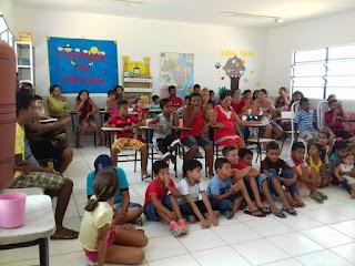 Projeto social com Danças, Capoeira e Futsal será implantado no Sitio Mendes em Baraúna
