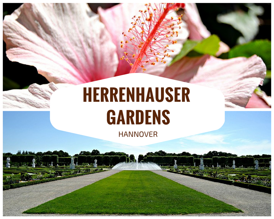 Herrenhauser Gardens, Hannover    Wanderwings