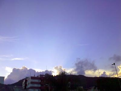 Lindo ceu - sky