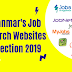 Myanmar's Job Search Websites Collection 2019