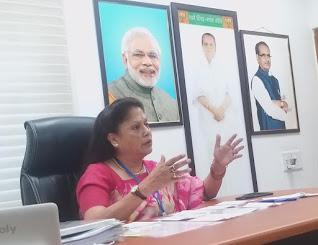 Madhya Pradesh Hindi News,BJP,Congress,Shivraj Governmaent,बेस्ट स्टेट फॉर प्रमोटिंग स्पोर्टस अवार्ड,Best state for promoting sports award Bhopal,Sports Minister Yashodhara Raje Scindia