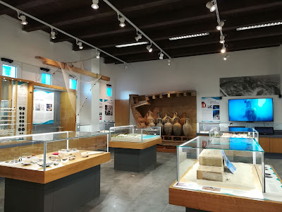museo del mare nardò sea museum in nardo apulia ítaly lecce