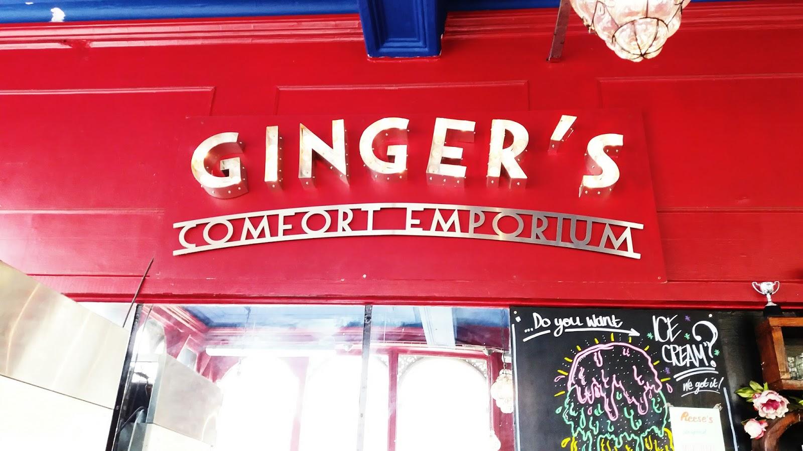 Ginger's Comfort Emporium Afflecks Palace Manchester