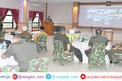 HUT ke-61 Korem 143, Mayjen TNI (Purn) Andi Sumangerukka Bantu Bangun Yonif 725