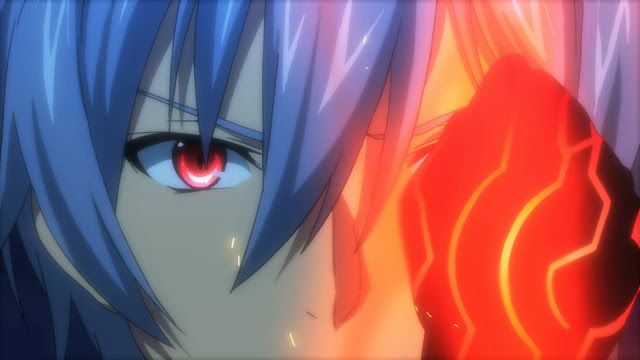 Bohater anime Strike the Blood