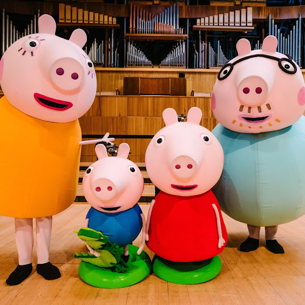 AD | PEPPA PIG: MY FIRST CONCERT