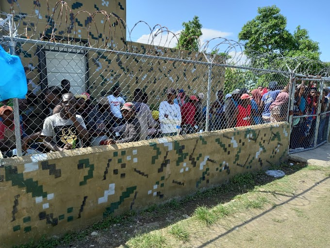 Migración apresa cerca de mil haitianos ilegales en Elías Piña, San Juan Y Azua