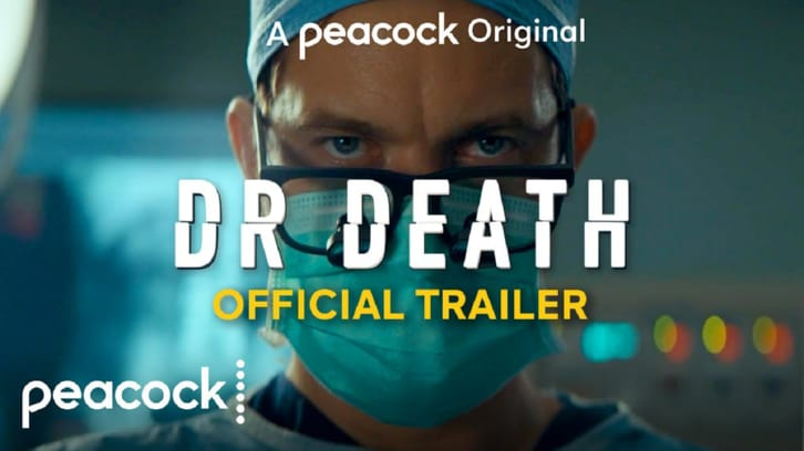 Dr. Death - First Look Promo