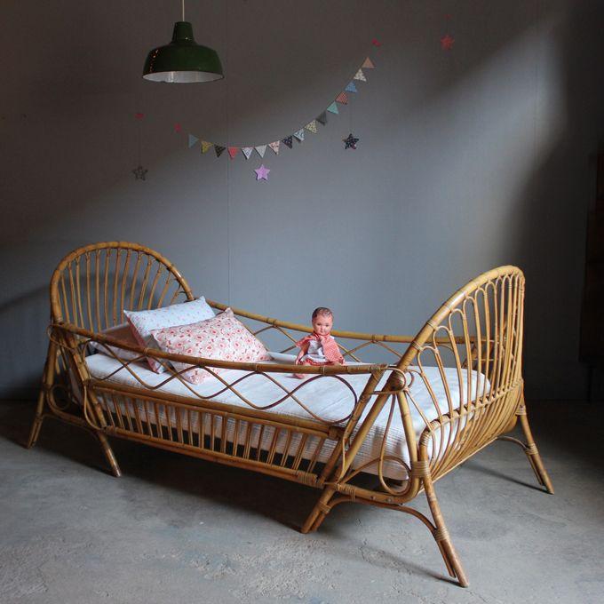 Bed Vintage 84