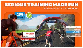 Aplikasi Sepeda Terbaik Untuk Menemani Kamu Berolahraga