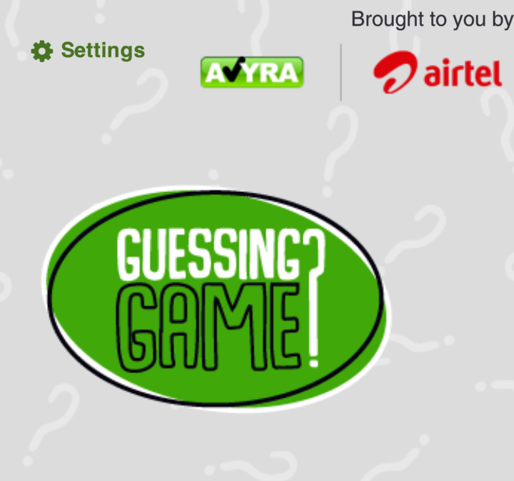 a1e587c8391f Airtel Cash Game. Win N5 Million Naira | You Have Arrived Promos In ...