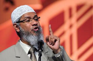 Umat Islam Dibantai di India, Zakir Naik Serukan Ulama Dunia Jihad
