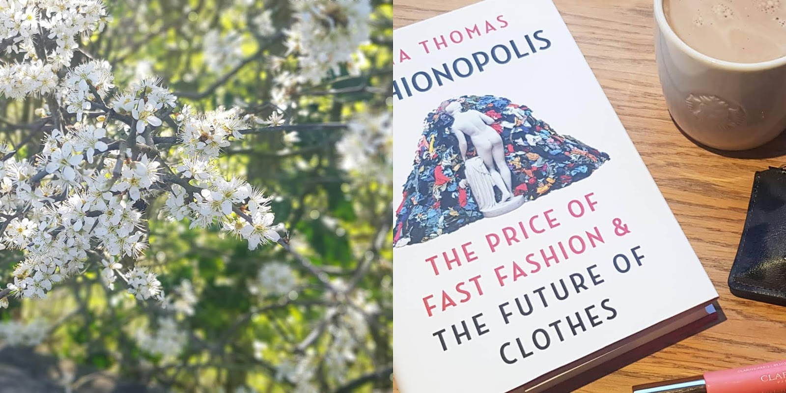 Monthly Favourites #8 - Spring & Book