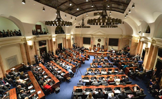 Republicans Add to Their Dominance of State Legislatures