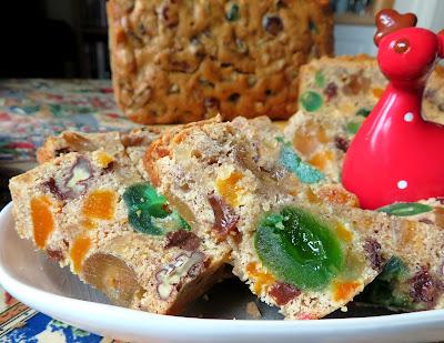 Kresge's Light Fruit  Cake
