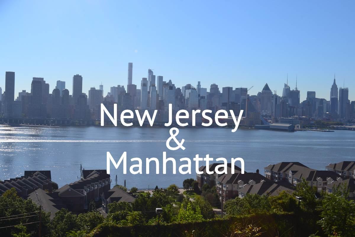 Balade du New Jersey à Manhattan