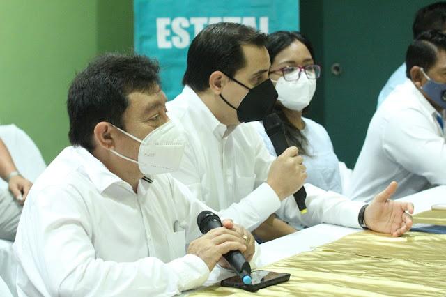 Nueva Alianza Yucatán y PAN construirían candidaturas comunes rumbo al 2021. Antonio Sánchez