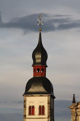Turm der Namen Jesu Kirche Bonn