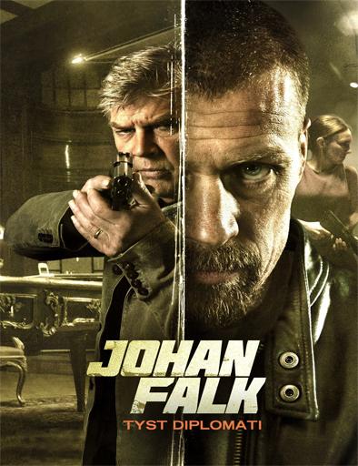 Ver Johan Falk: Tyst diplomati (2015) Online
