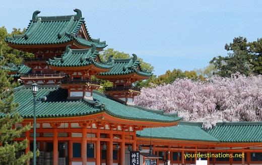 Heian-Jingu Temple