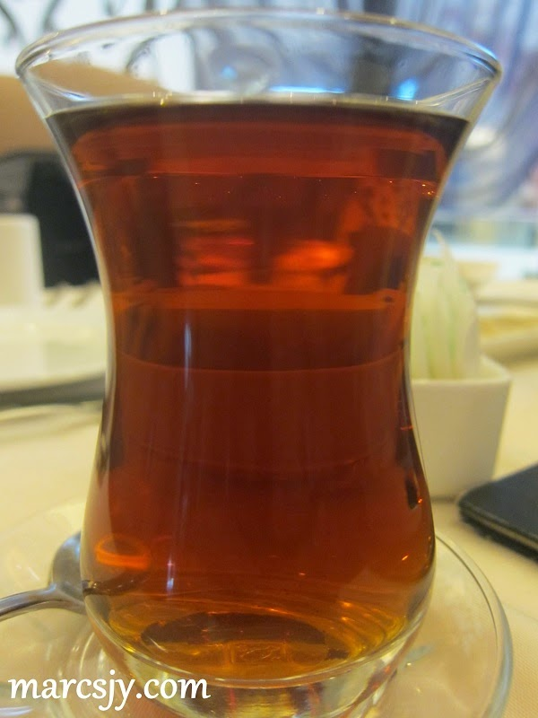 Turkish Tea-Bosphorus Fine Turkish Cuisine