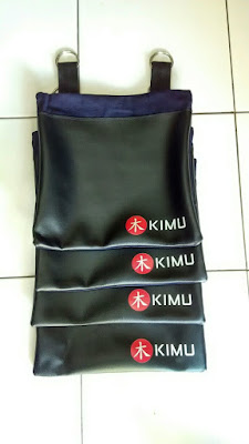 Wallbag KIMU single / samsak wingchun