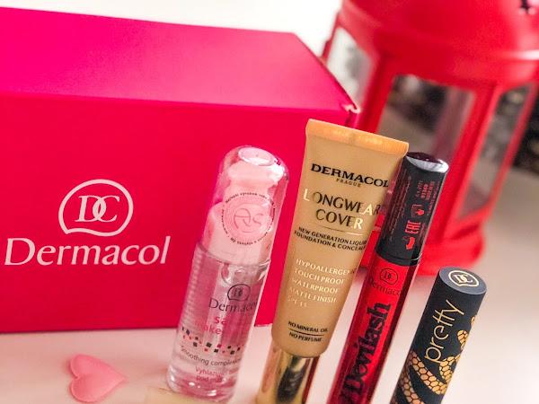 Vánoční tipy na dekorativní kosmetiku Dermacol