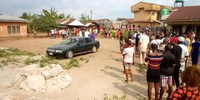 Two Kids Found Dead In Pastor's Car