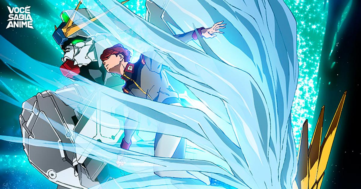 Gundam NT revela novo anime depois do Unicorn