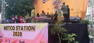 Acara Kegiatan Expo Dan Festival HUT SMAN 3 Kota Jambi Dihadiri Oleh Kasetum Polda Jambi
